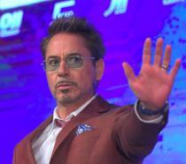L'attore Robert Downey Jr.