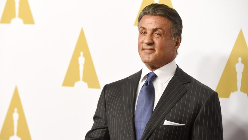 Sylvester Stallone sul red carpet degli Oscar