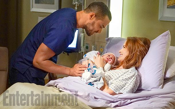 I Japril in Grey's Anatomy