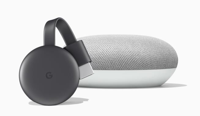 Cambia il design della Google Chromecast