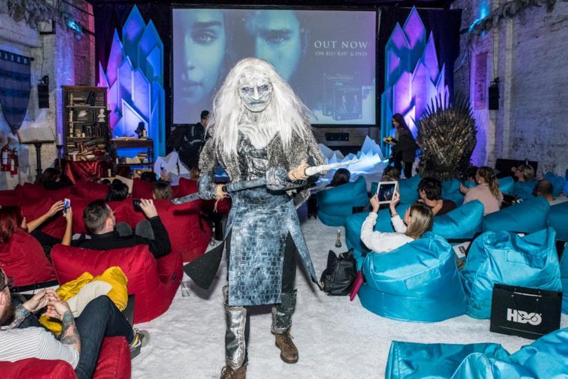 Game Of Thrones: Nel regno del ghiaccio e del fuoco nel cuore di Londra