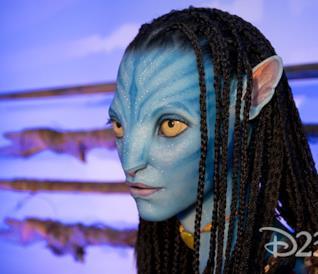 D23 Expo: il padiglione dedicato al mondo di Avatar [GALLERY]