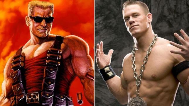 Sarà John Cena il protagonista del film di Duke Nukem
