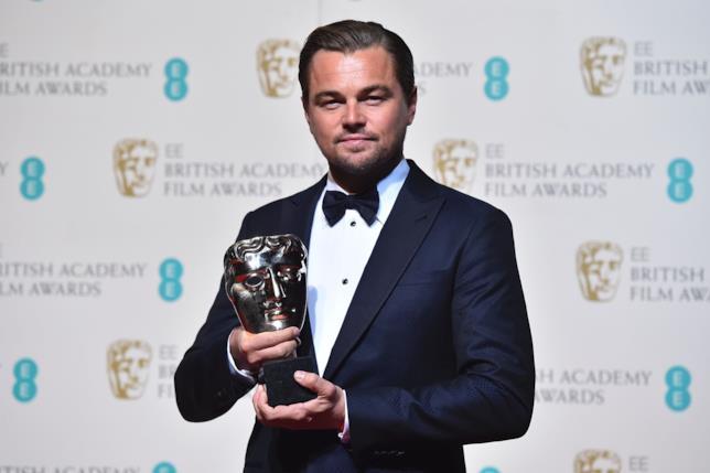 L'attore nominato all'Oscar Leonardo DiCaprio