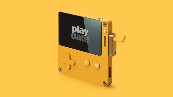 Playdate è la prima console di Panic