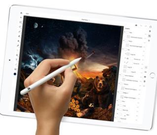 Photoshop su tablet