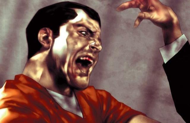 Dettaglio della cover di Osborn #4
