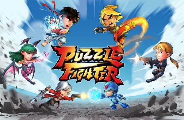 La copertina del nuovo Puzzle Fighter