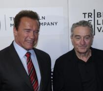 Arnold Schwarzenegger e De Niro insieme nel 2015