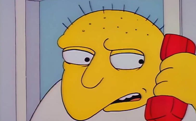Il personaggio a cui Michael Jackson ha prestato la voce in un episodio dei Simpson