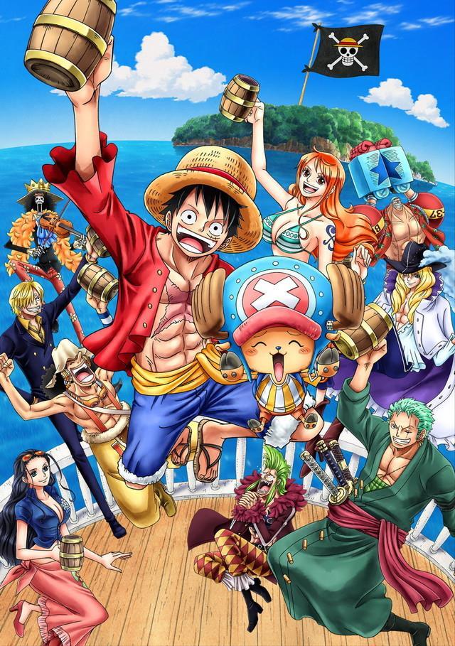 L'isola di Sarushima cambia nome e diventa l'isola di Monkey D. Luffy!