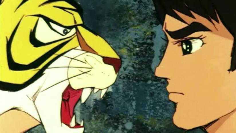 Uomo Tigre anime