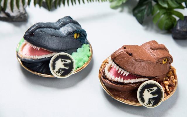 Jurassic World cibo a tema