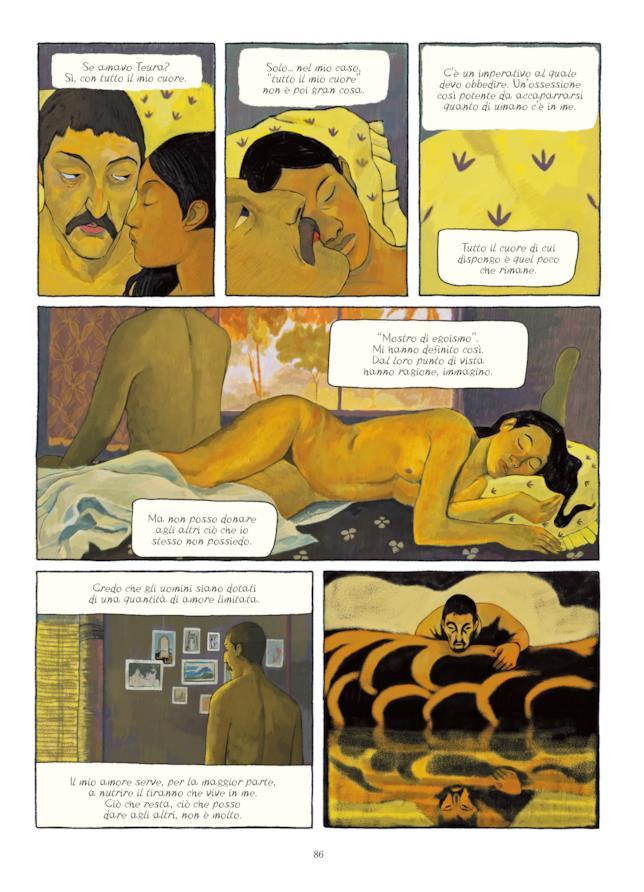 Gauguin e il ricordo di Teura