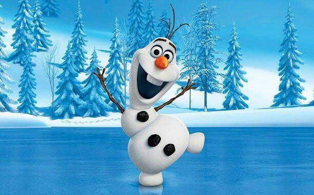 Il simpatico pupazzo di neve è al centro della vicenda di Olaf's Frozen Adventure