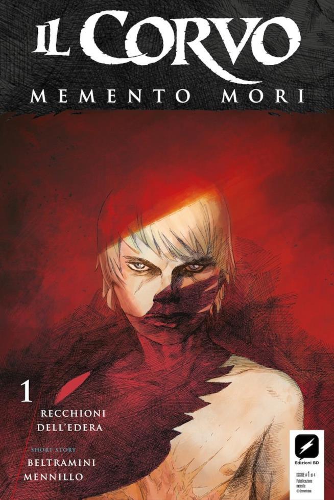 La cover disegnata da Werther Dell'Edera