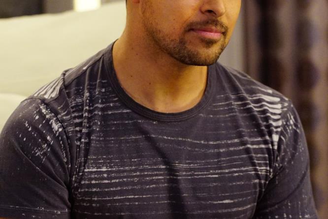 Wilmer ha interpretato l'amore della specializzanda Stephanie nella stagione 12 di Grey's Anatomy