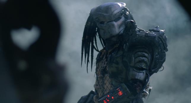 Il Predator, temibile killer alieno