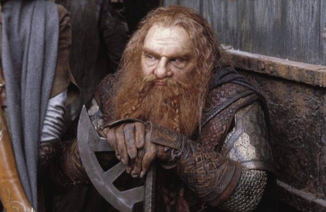 Il Signore degli anelli: Secondo John Rhys-Davies, Tolkien si