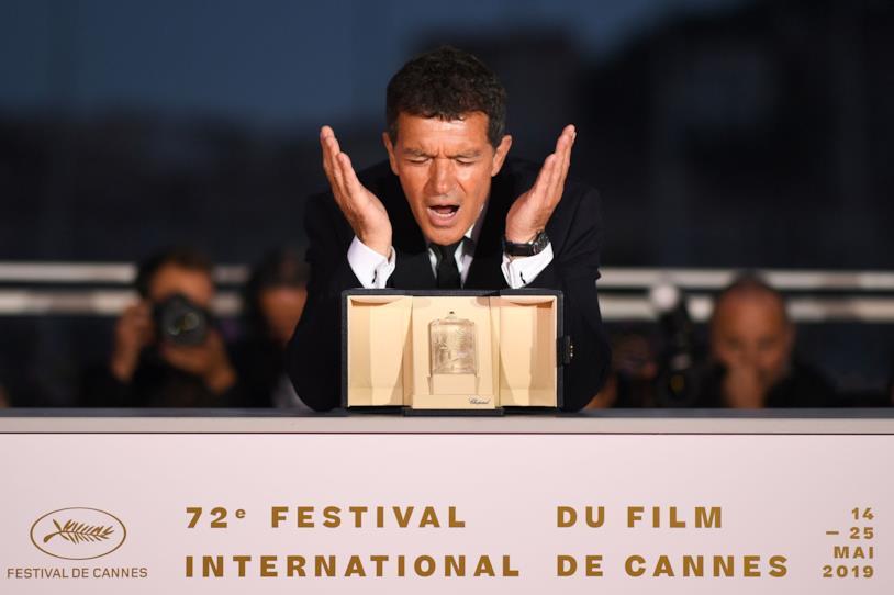 Antonio Banderas a Cannes 2019