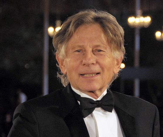 Un primo piano di Roman Polanski