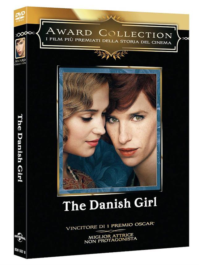 il dvd di The Danish Girl