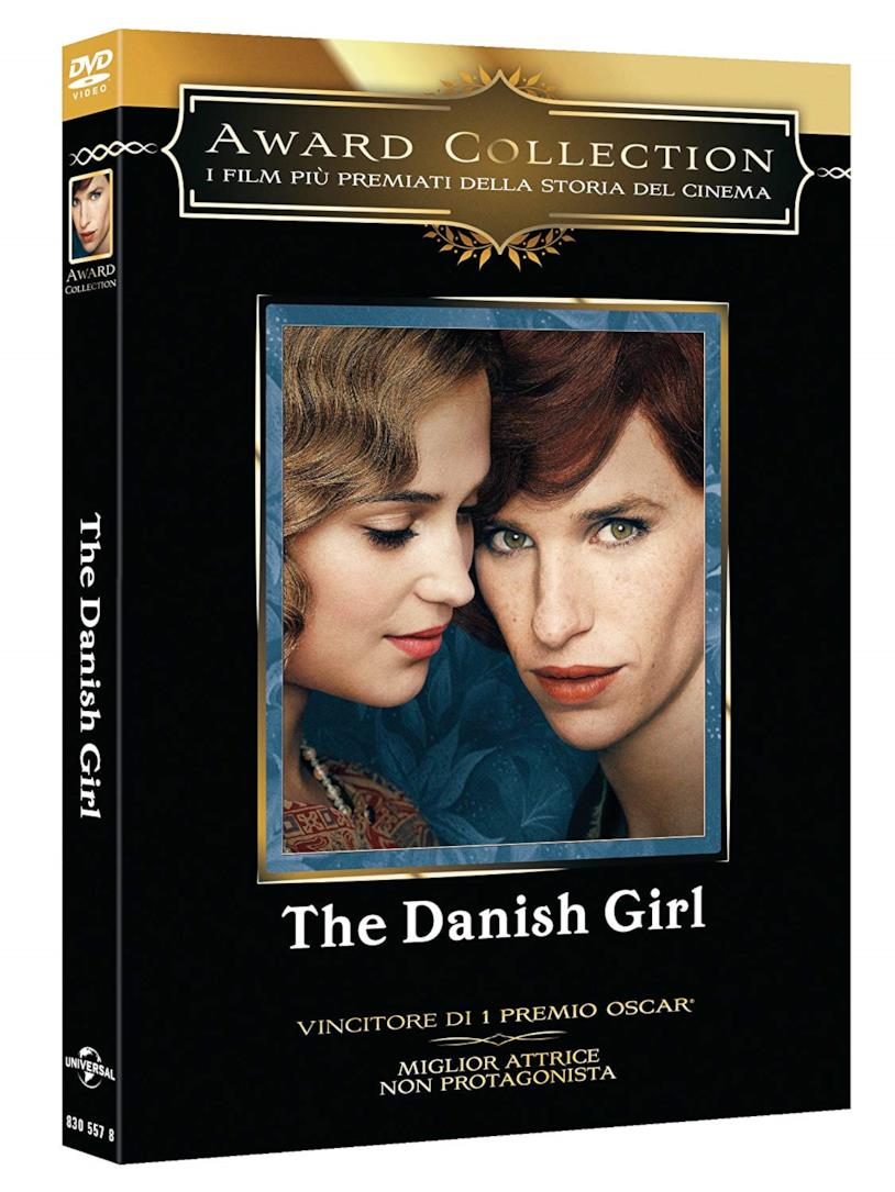 il dvd di The Danish Girl