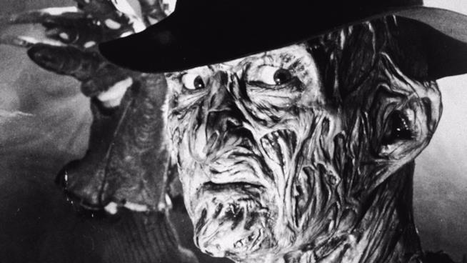 Freddy Krueger, protagonista di Nightmare
