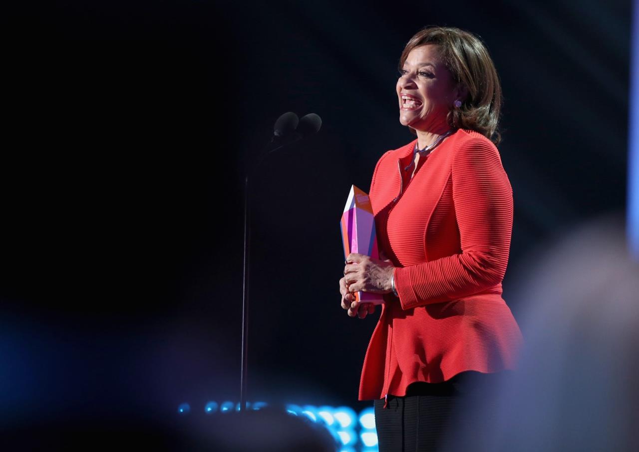 Debbie Allen con il premio