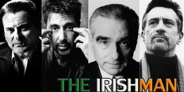 Pacino, De Niro e Pesci nel cast del nuovo film di Martin Scorsese The Irishman