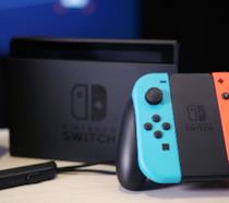 Nintendo Switch e i suoi controller Joy-Con