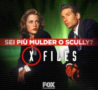 X-Files: sei più Mulder o Scully?