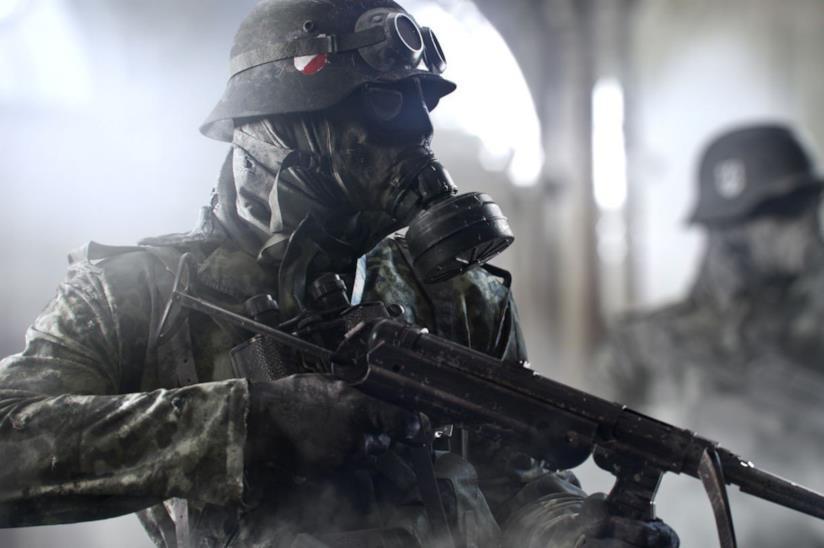 Uno dei soldati di Battlefield V