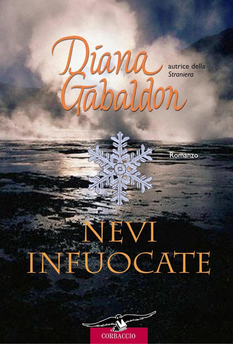 Nevi infuocate di Diana Gabaldon