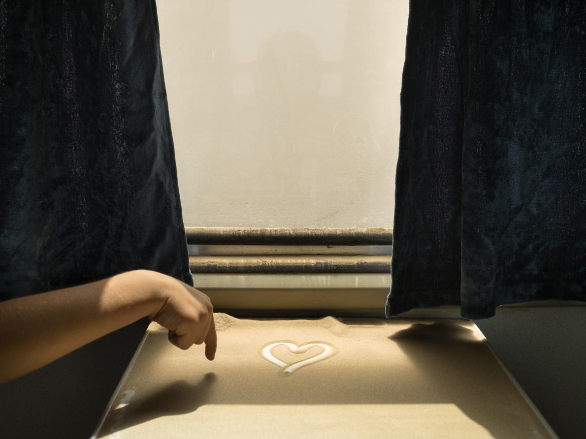 China Train scattata da Matthieu Paley