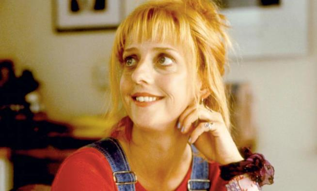 Emma Chambers in primo piano