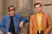 Brad Pitt e Leonardo DiCaprio in Once Upon a Time in Hollywood