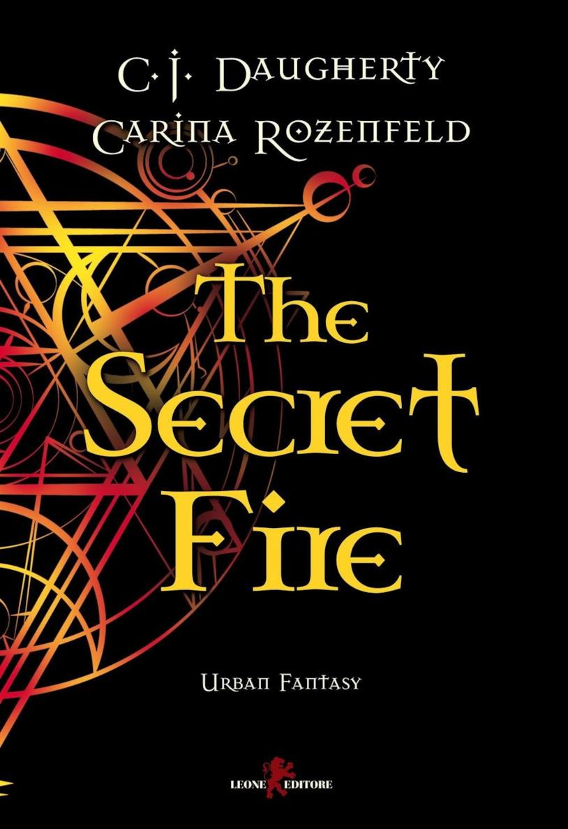 Cover di The Secret Fire