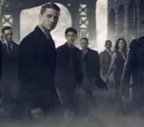 Il cast della serie TV Gotham