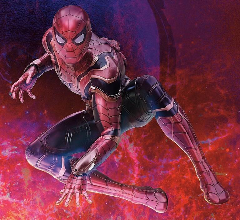 Iron Spider in Avengers: Infinity War