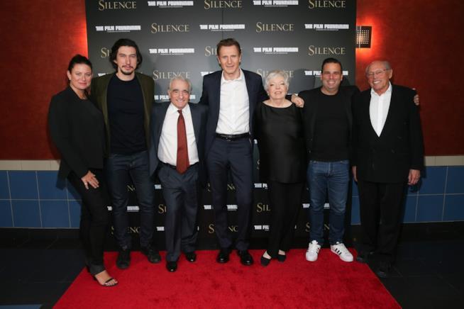 Il cast del nuovo film di Scorsese