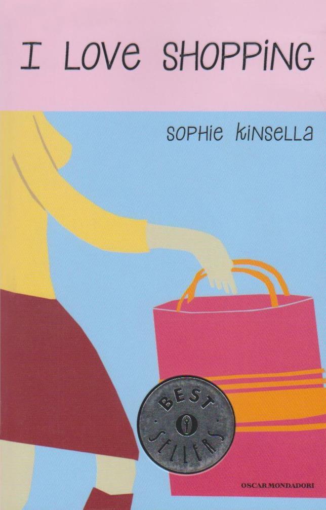 Il romanzo I Love Shopping