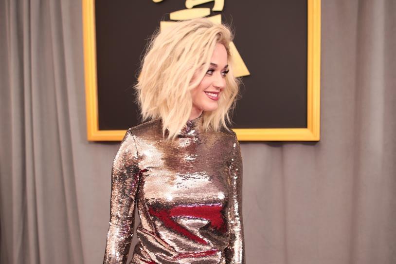 Katy Perry ai Grammys 2017