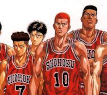 Slam Dunk squadra Shohoku