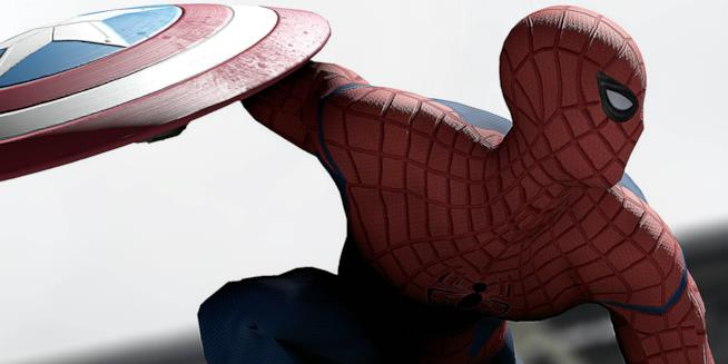 Spider-Man in azione