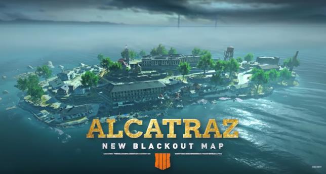 Immagine promozionale della nuova mappa per la modalità Blakcout di Call of Duty: Black Ops 4