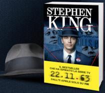 Il romanzo 22.11.63 in libreria con omaggio alla serie