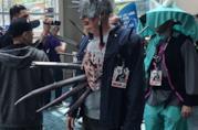 L'installazione di The Walking Dead al San Diego Comic-Con