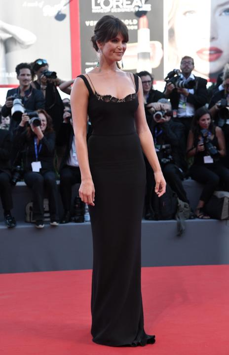 Gemma Arterton a Venezia 73