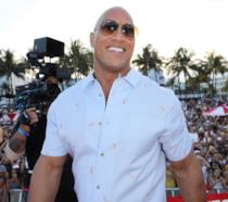 Dwayne 'The Rock' Johnson, la star di Baywatch